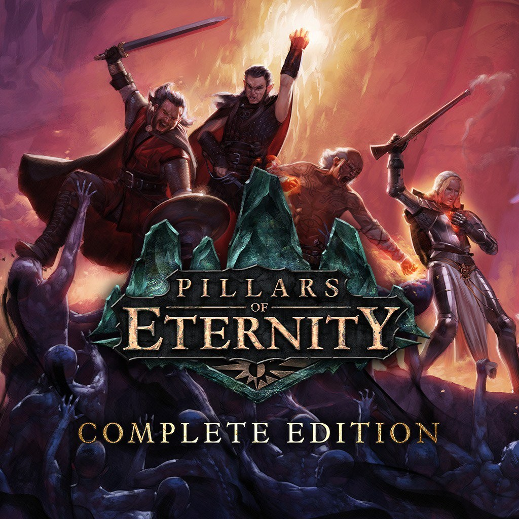 Прокат Pillars of Eternity Complete Edition від 7 днів PS4