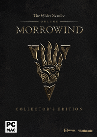 The Elder Scrolls Online - Morrowind - Digital Collector's Edition