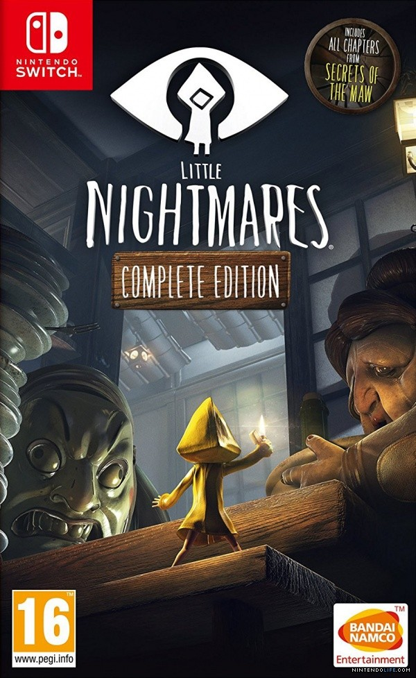 Little Nightmares. Complete Edition