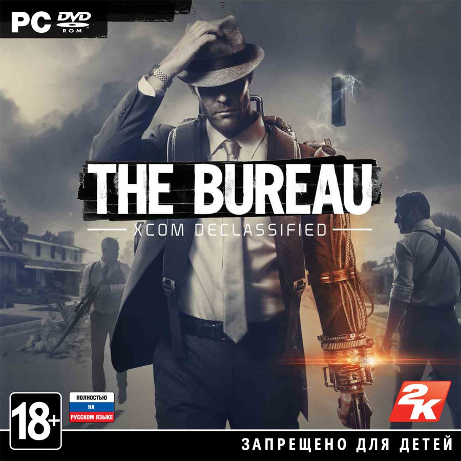 The Bureau: XCOM Declassified (рус)