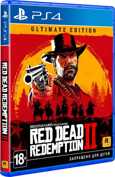 Red Dead Redemption 2. Ultimate Edition