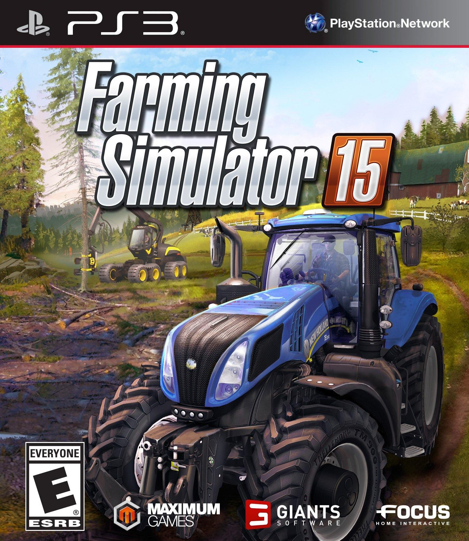 Farming Simulator 15 б/в PS3