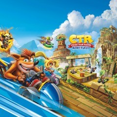 Прокат Crash Team Racing Nitro-Fueled від 7 днів