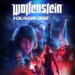 Прокат Wolfenstein: Youngblood від 7 днів PS4