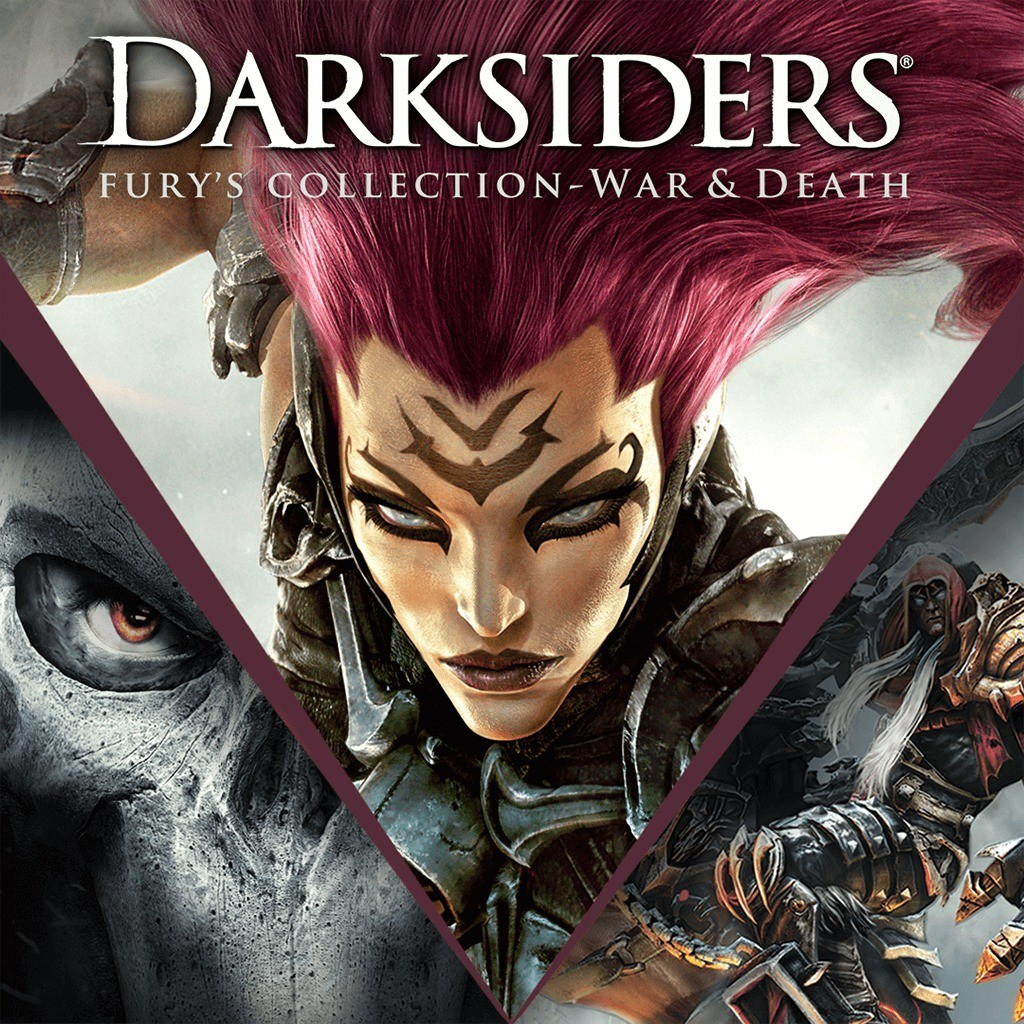 Прокат Darksiders Fury's Collection - War and Death від 7 днів PS4