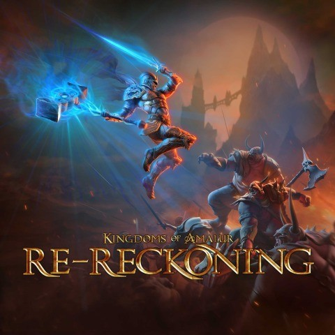 Прокат Kingdoms of Amalur Re-Reckoning від 7 днів PS4