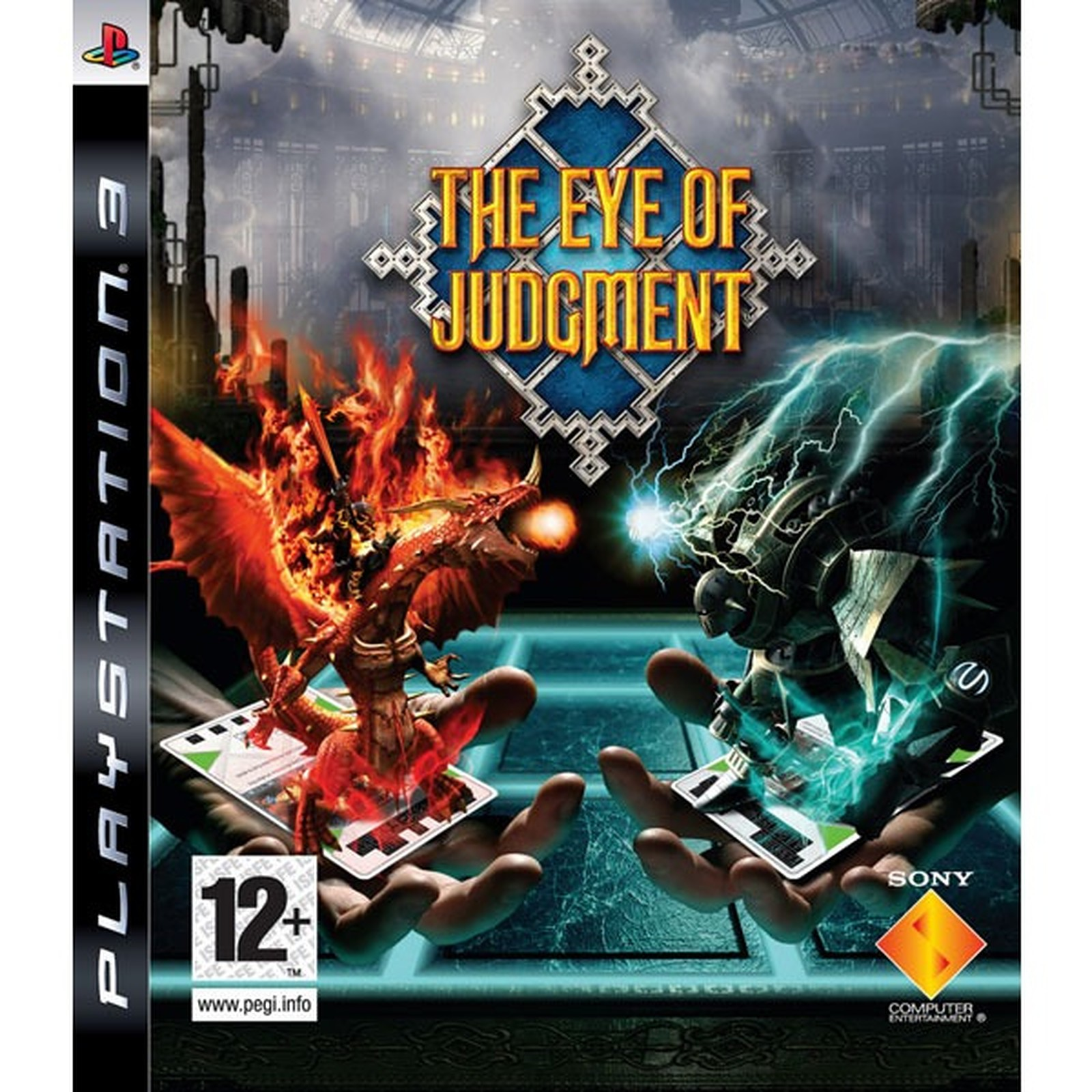 The Eye of Judgment б/в PS3