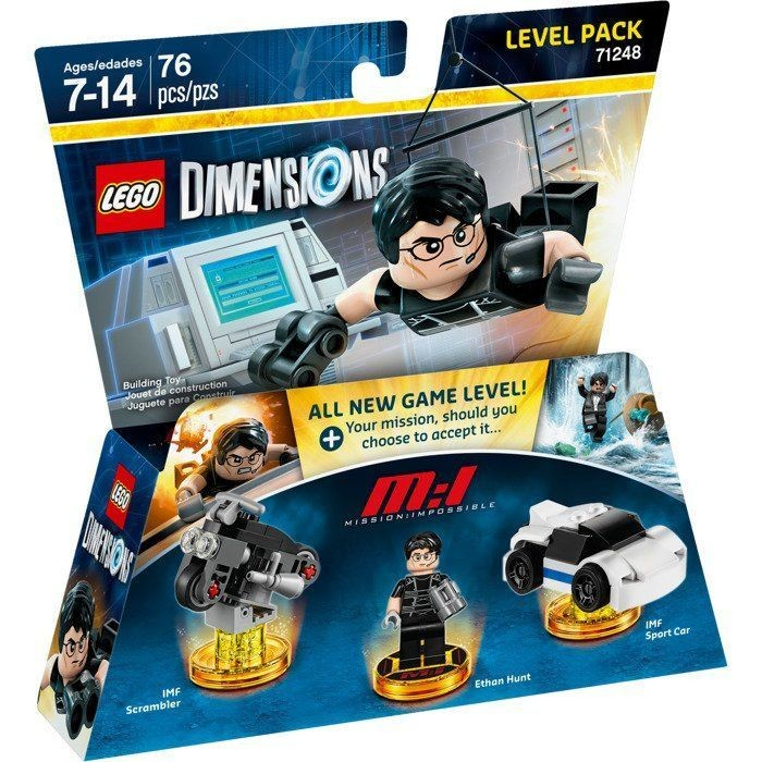 LEGO Dimensions Mission Impossible Level Pack | LEGO Измерения