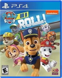 PAW Patrol: On a Roll | Щенячий патруль PS4