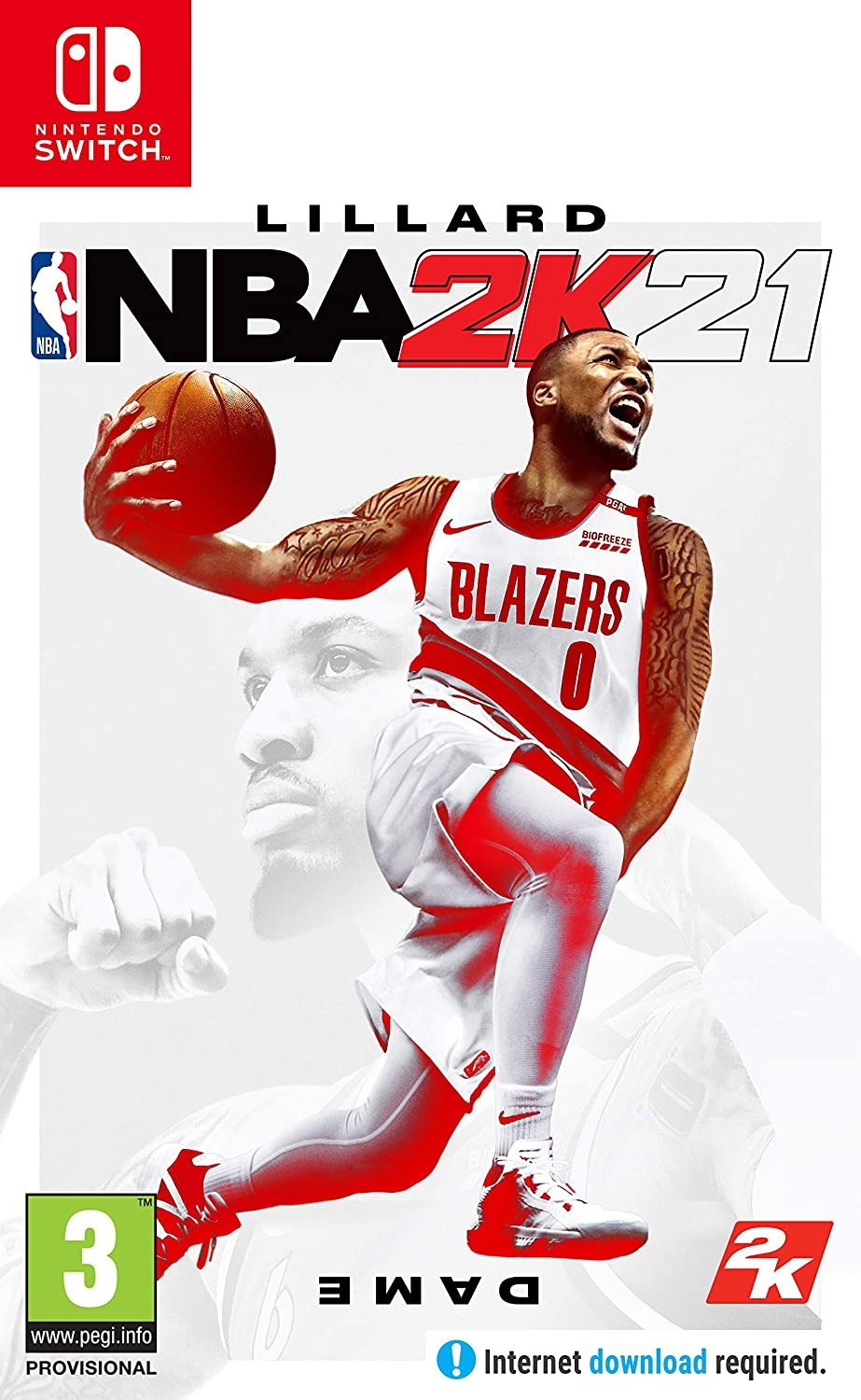 NBA 2K21 SWITCH