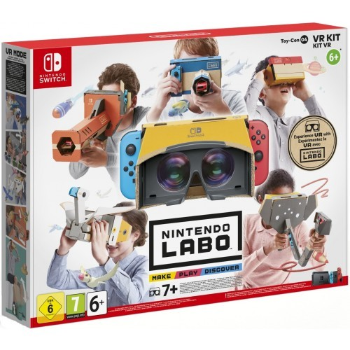 Nintendo Labo Toy-Con 04: VR Kit (Набор VR)