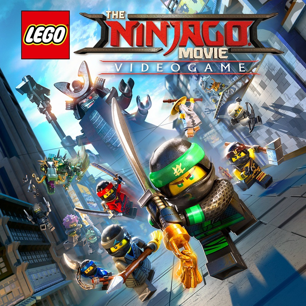 Прокат LEGO Ninjago Movie Video Game від 7 днів PS4
