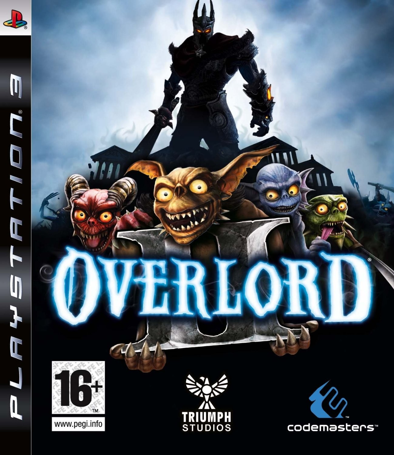 Overlord II б/у PS3