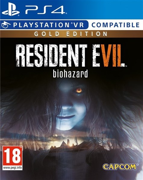 Resident Evil 7 Biohazard Gold Edition | RE7 Biohazard Gold Edition PS4