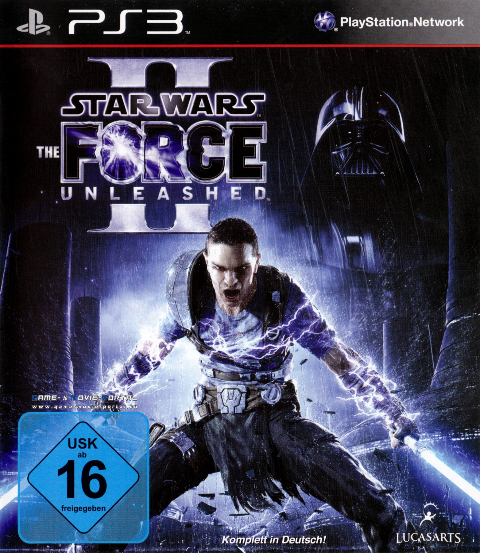 Star Wars The Force Unleashed II | Star Wars The Force Unleashed 2 б/у PS3