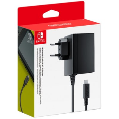 Блок питания Nintendo Switch AC Adapter