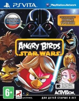 Angry Birds: Star Wars рус.