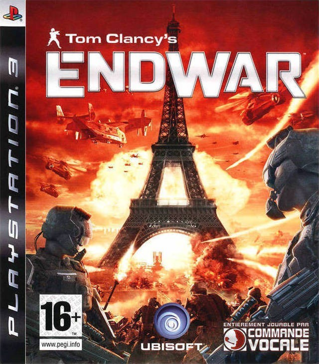 Tom Clancy's EndWar б/в PS3