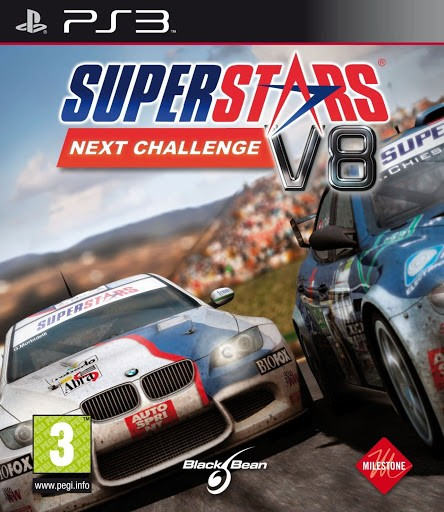 Superstars V8 Next Challenge б/в PS3