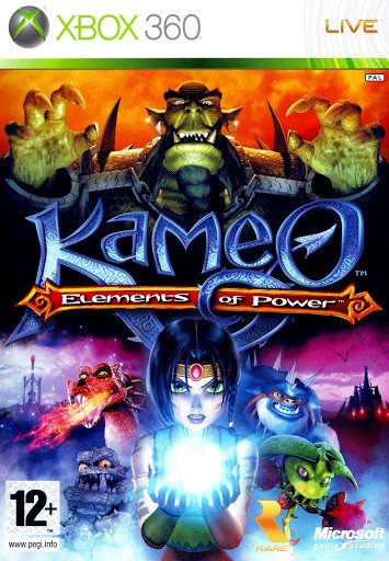 Kameo Elements of Power б/у X360